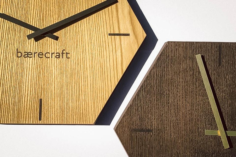Geschenktipp Baercraft-Uhren aus Amberg