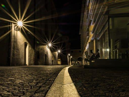 Nachttour durch Amberg