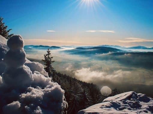 Winterzauber am Kaitersberg