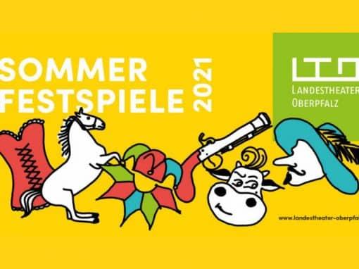 Flyer LTO Sommerfestspiele