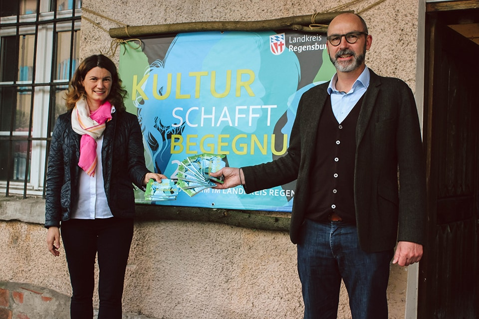 """Auftakt der Veranstaltungsreihe """"Kultur schafft Begegnung"""""""