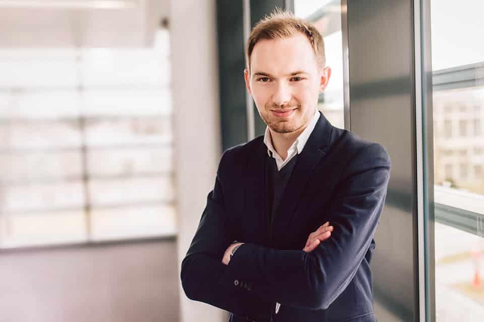 Porträt Manuel Köppl