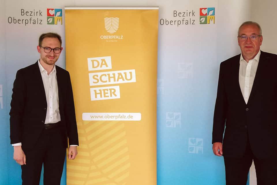 Manuel Köppl mit BTP Franz Löffler