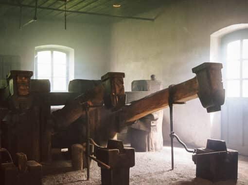 Bergbau- und Industriemuseum Ostbayern Hammerwerk