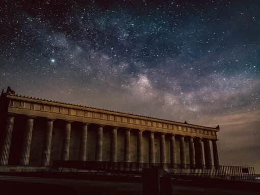 Walhalla under the stars