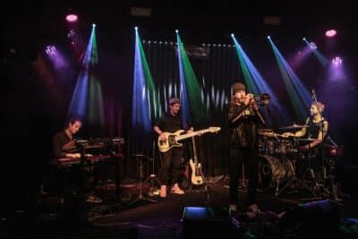 Rüdiger Baldauf Quartett