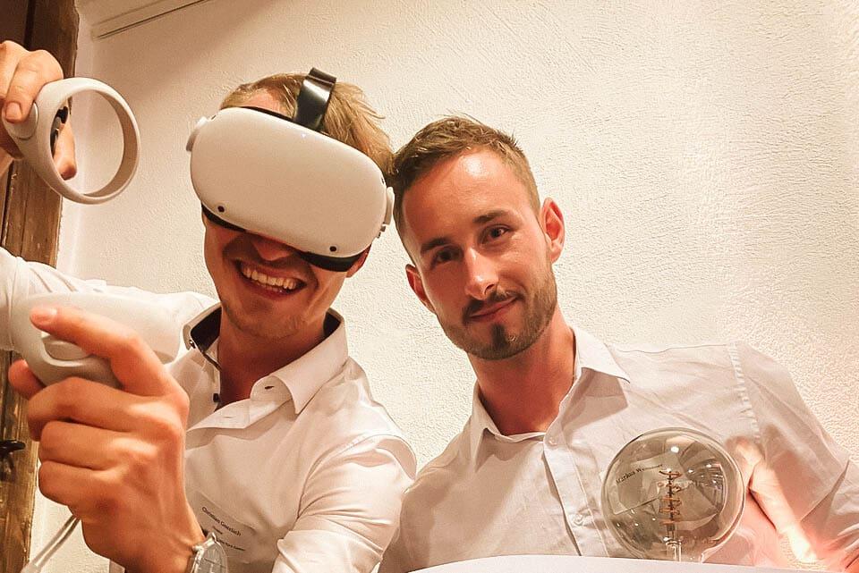 Preisverleihung opf.rocks Ideenwettbewerb 2020 Brainjo