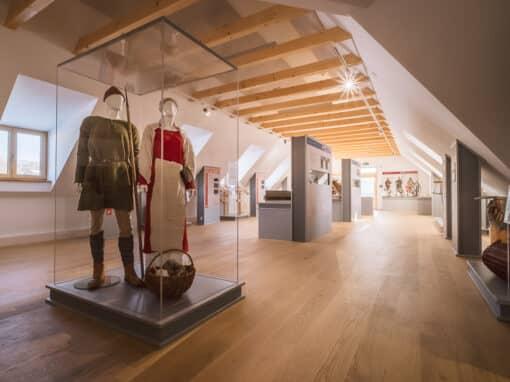 Ausstellung im Geschichtspark Bärnau-Tachov